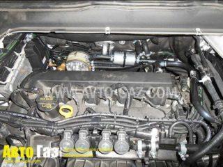 ГБО на Ford Mondeo