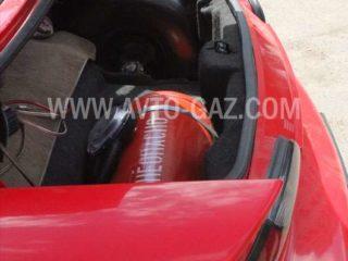 Газ на Chevrolet Camaro 5.7.