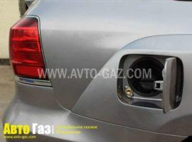 ГБО на Lexus LX570.