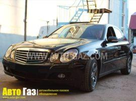ГБО на Mercedes-Benz E.