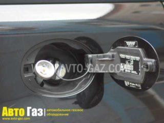Газовое оборудование на Mercedes-Benz GL 450.