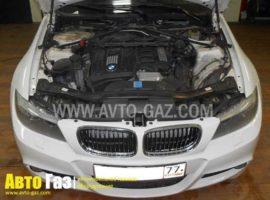 ГБО на BMW3.