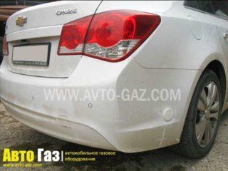 ГБО на Chevrolet Cruze