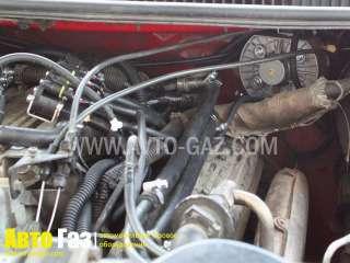 Газовое оборудование на Chevrolet Camaro 5.7.