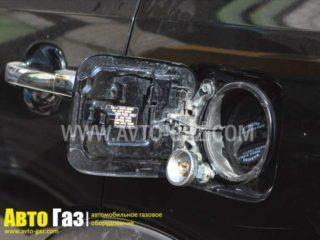 Газ на Hyundai i55.