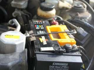 Газовое оборудование на Daewoo nexia.