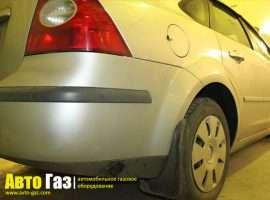 ГБО на Ford Focus 1.6.