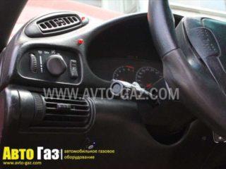 ГБО на Chevrolet Camaro 5.7.