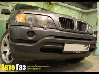 Автомобиль БМВ.