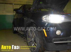 ГБО на BMW X5 E70