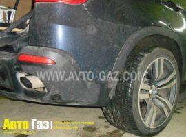 Автомобиль BMW X5 E70.