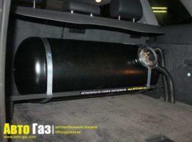 Газ на Volkswagen TOUAREG 3.2.