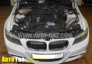 Установка ГБО на BMW 3