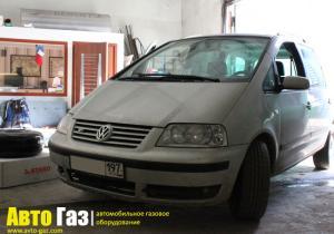 VW Sharan VR6