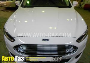 Установка ГБО на Ford Mondeo V